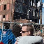 As York firefighters injured in fatal collapse recover, one asks: 'Why them, not me?'