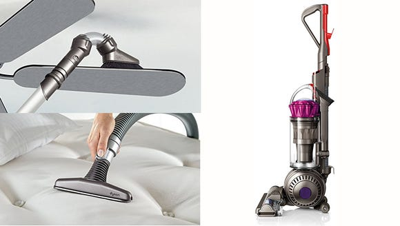 This vacuum can tackle any job and looks great doing