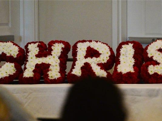 Chris Hazencomb memorial 6