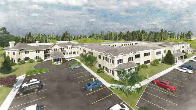 The Brewster Zoning Board of Appeals gave its approval Tuesday to plans to convert the former Wingate nursing facility into 55-and-over apartments. The project also needs a site plan review from the Planning Board.