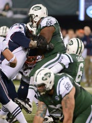 The Butt Fumble on Thanksgiving Day 2012.