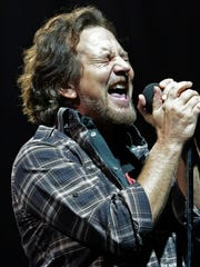 Pearl Jam, led by Eddie Vedder, played the Empire Polo Club in Indio in 1993, but they've never been back, making them one of the few significant rock of the 1990s or thereafter to never play Coachella.