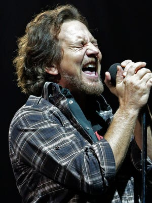 Pearl Jam was planning a fall tour that would have included shows in Milwaukee and Madison this fall.