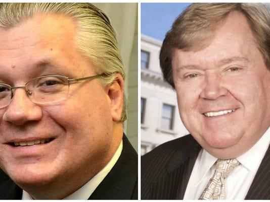 Democrat chairmen
