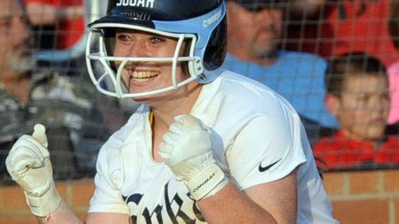 Enka softball opens the best-of-three 3-A Western Regional championship series with Sun Valley on Tuesday.