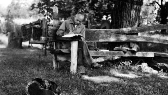 The purpose of the Aldo Leopold Writing Contest is to build on that legacy by inspiring the next generation of citizens to participate in the evolution of the land ethic through the written word. The Aldo Leopold Writing Contest invites New Mexico students in grades six through twelve to read Leopold's work, especially A Sand County Almanac, and to write an essay on land ethics.