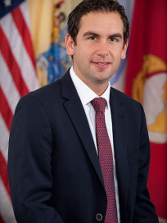 Jersey City Mayor Steve Fulop