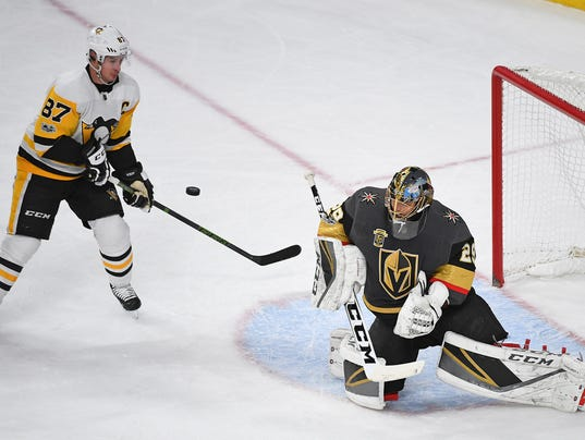 Image result for marc andre fleury penguins knights