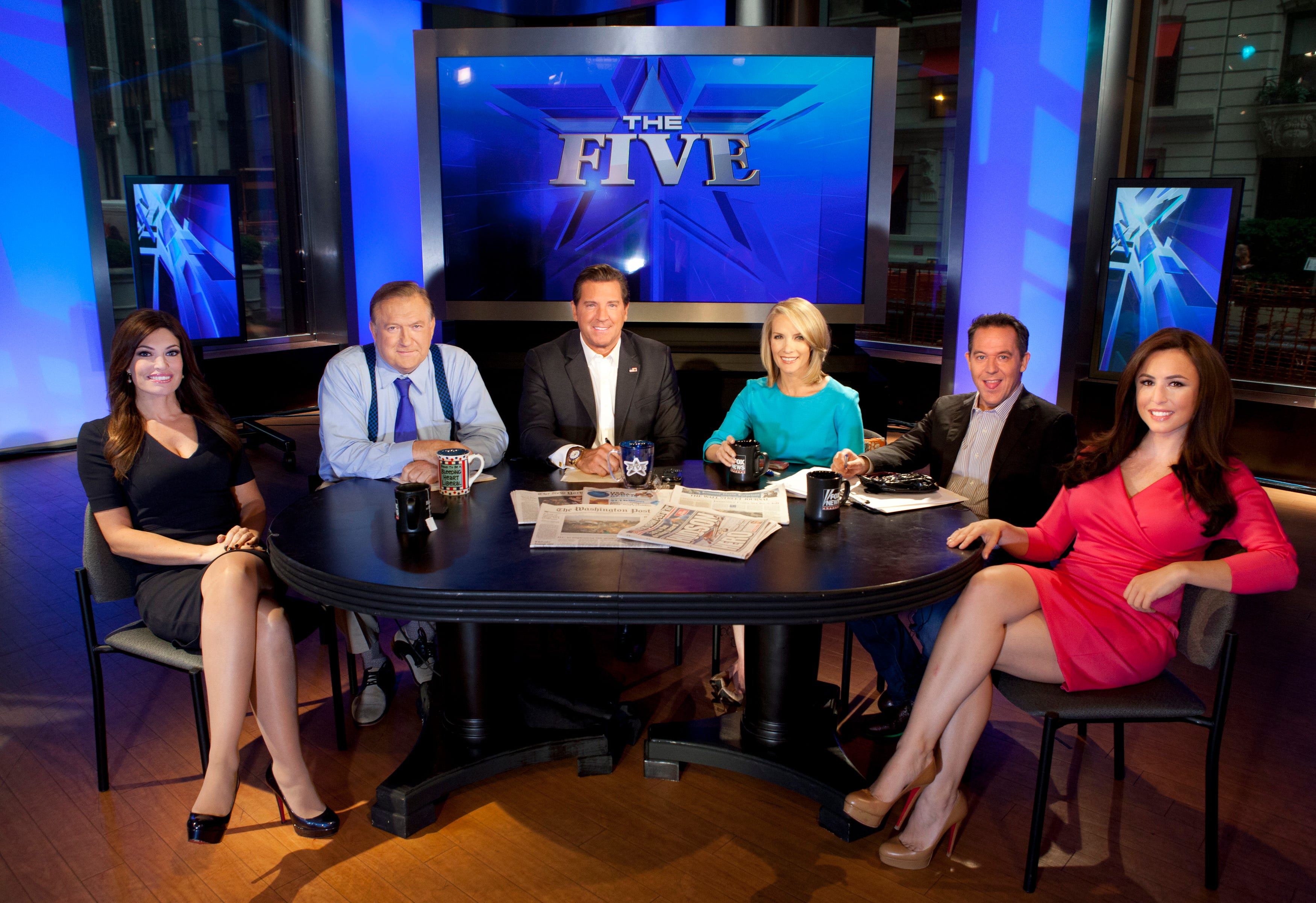 Dismissed dating show host