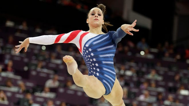 What will you see at the 2016 Summer Olympic Games in Rio? The athlete's stories have not been yet written. Here, U.S. gymnast Jordyn Wieber performs during the artistic gymnastics women's floor exercise final at the 2012 Summer Olympics in London.