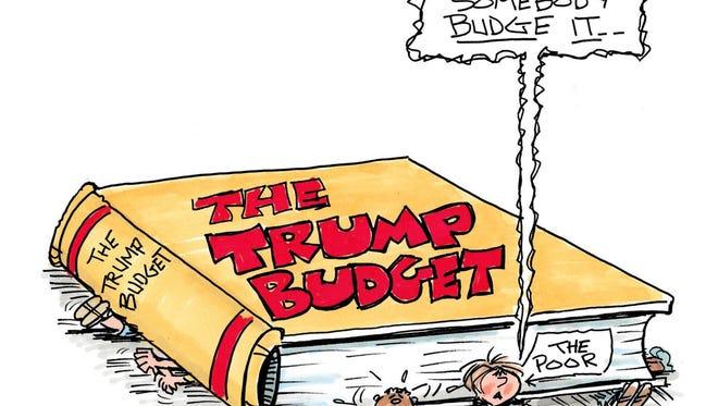 Donald Trump's budget