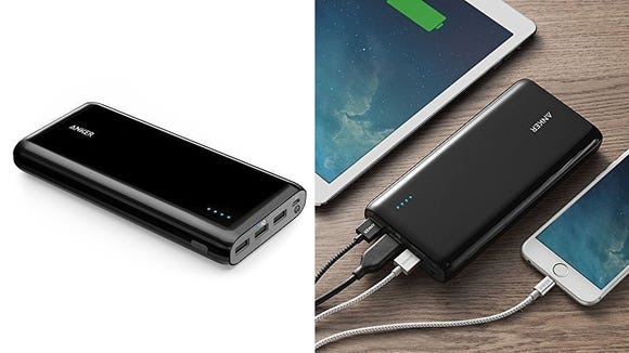 Be your friends' hero with this multi-port charger.