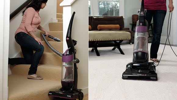 You won't find a better vacuum for the price.
