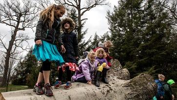 Kids flock to Dawes Arboretum for Arbor Day run