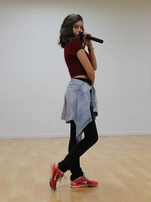 Bloomfield Hills Middle School student Sophia Washer – Sofi K – has already recorded a song available on iTunes and is planning to release a record this summer.