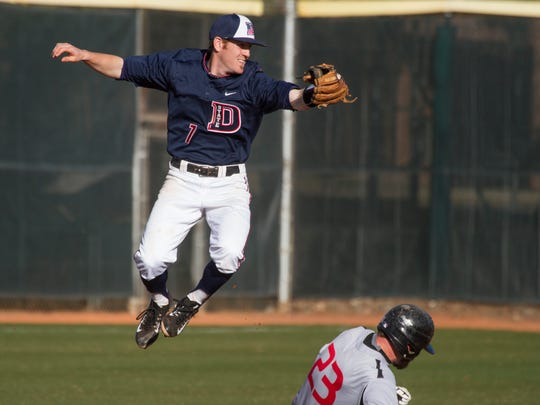 Dixie State baseball maintains their perfect record