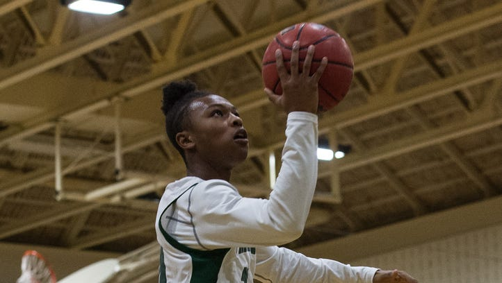 Parkside basketball player signs with Division I Morris College
