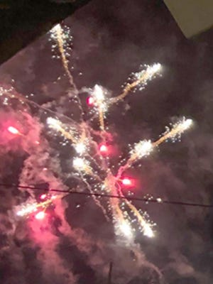 A Fourth of July celebration will be held at the Cooper County Fairgrounds instead of Kemper park this year. Gates open 8 p.m. with the display to start at about 9-9:15 p.m.