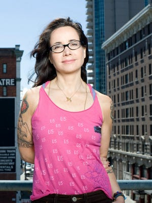 Actress/comedian Janeane Garofalo performs at Emelin Theatre on May 7.