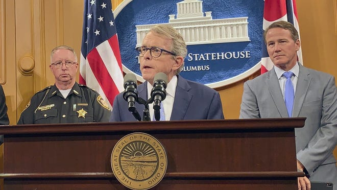 Gov. Mike DeWine has outlined police reform proposals, including minimum standards for use of force policies and recruitment.
