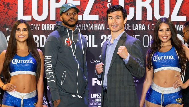 El Pasoan Abie Han is ready for his upcoming Saturday night fight against former 168-pound World Champion Anthony Dirrell.
