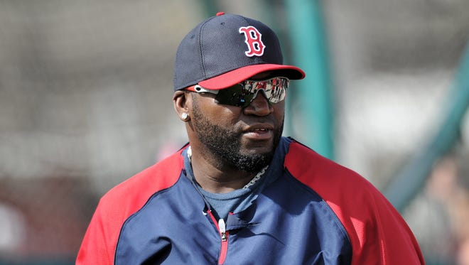 David Ortiz is the most productive designated hitter in the game.