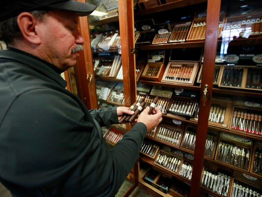 Cuban cigars still off-limits, but for how much longer?