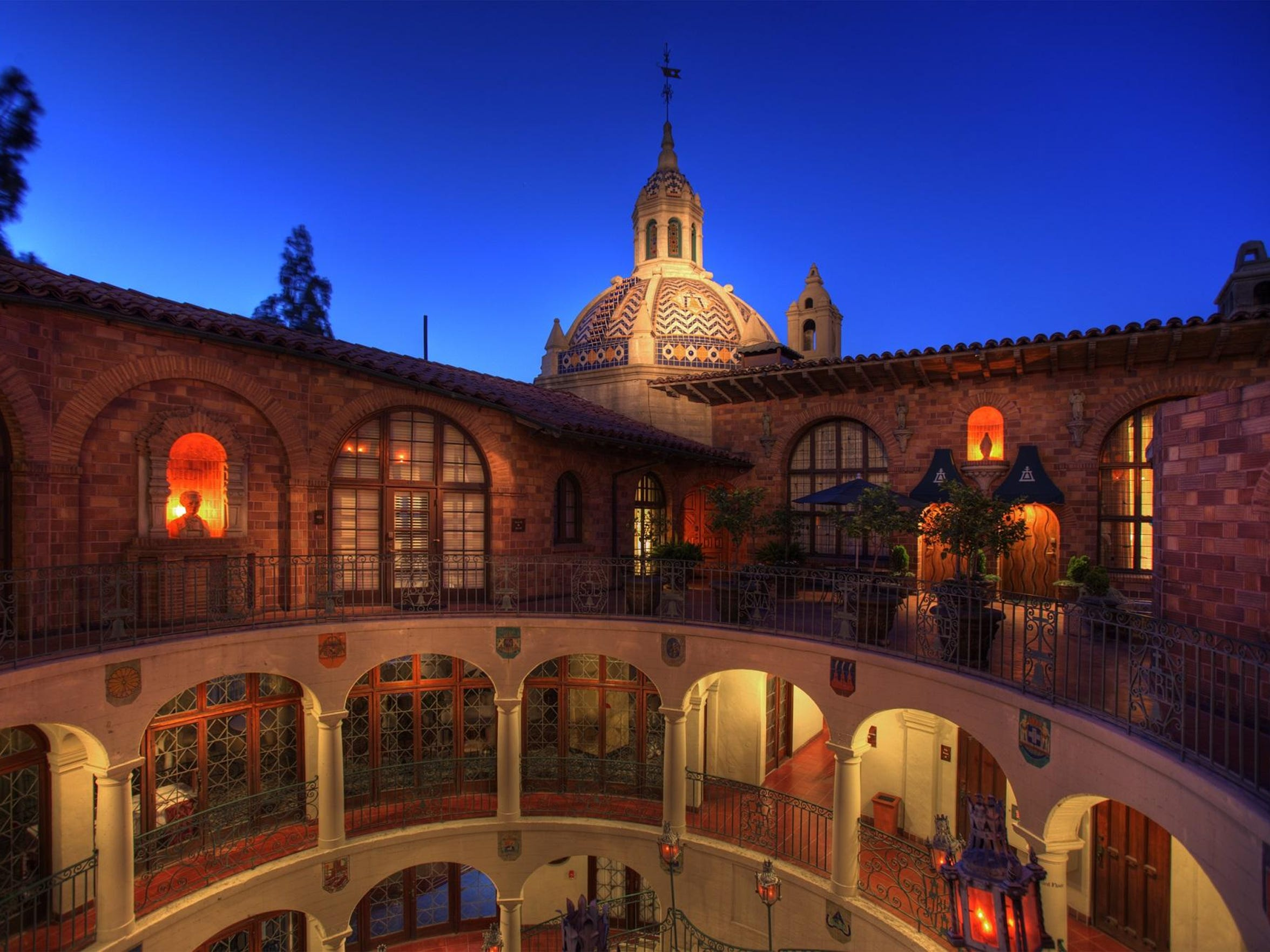 The Mission Inn has been the inspiration for creative personalities throughout its history.