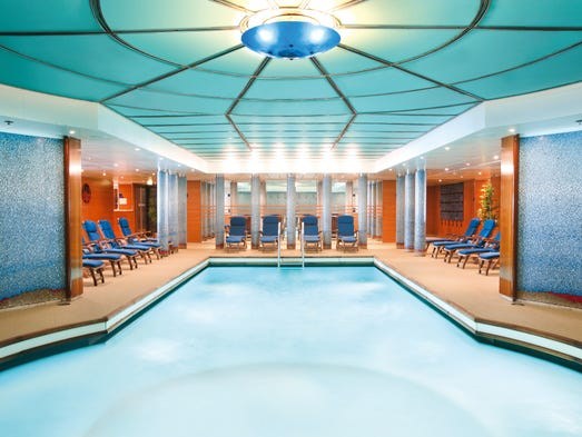 Cost Of Spa Treatments On Princess Cruises