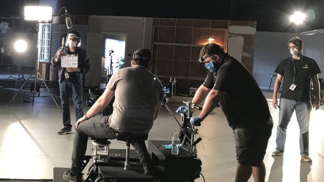 The Georgia Film Academy has recently partnered with Georgia Southern University to offer classes through a  new collaborative production training hub located on the Georgia Tech - Savannah campus. The classes give students the ability to gain real world experience while earning college credit.