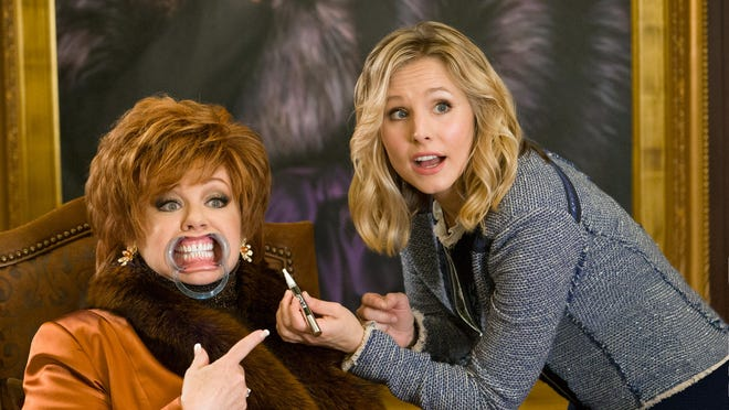 """Melissa McCarthy and Kristen Bell star in """"The Boss."""""""