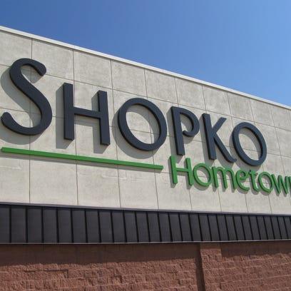 Shopko Hometown store.
