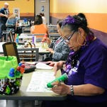 Bingo players get a chance to win $1,000 in Pot O' Gold drawing at Fort Bliss