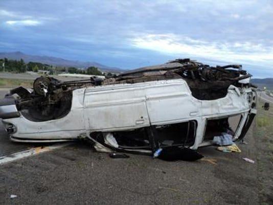 fatal crash utah
