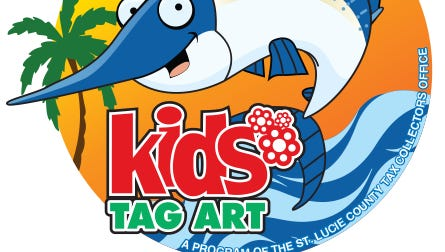 Kids Tag Art program logo