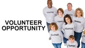 Volunteer opportunity of the week