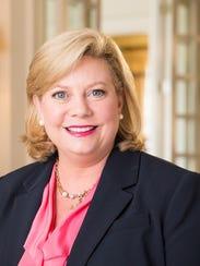 Twinkle Andress Cavanaugh ispresident of the Alabama