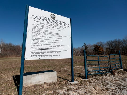 The land where the Riverside Inn once stood has sat empty since the restaurant was torn down in 2010. Now plans are in the works to transfer the property to the city of Ozark, with eventual plans to turn it into a city park and trailhead, with an access point for boaters to the Finley River.