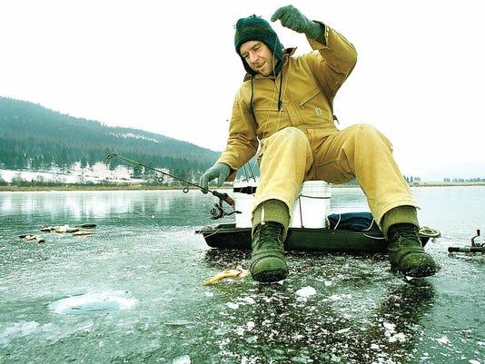 2 Ice Fishing