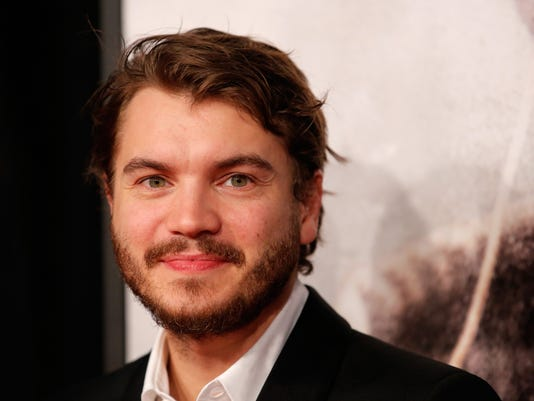 FILE: Emile Hirsch Charged With Assault Felony Assault On Female Executive