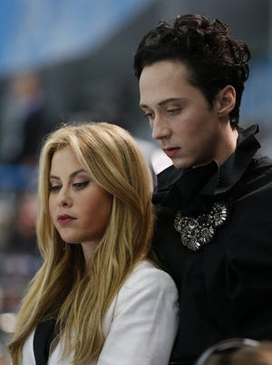 On Robert Bianco's wish list for 2018: Promote witty, insightful figure skating commentators Tara Lipinski and Johnny Weir to prime time and retire the overly emotional duo of Scott Hamilton and Sandra Bezic.