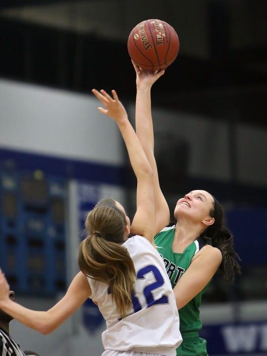 Port Washington girls basketball
