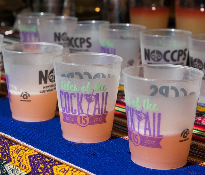 New Orleans' Tales of the Cocktail celebrates the latest in cocktails and the bar industry for five days each July.