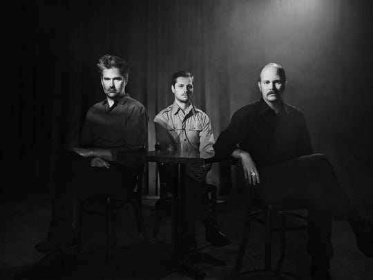 The Canadian band Timbre Timbre brings its dark, gloomy