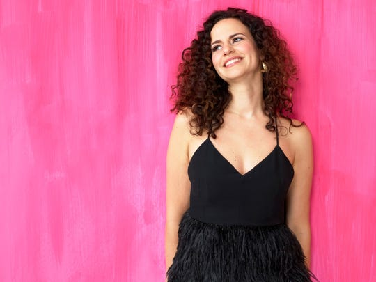 "Mandy Gonzalez will deliver the Keynote address at the Rutgers women's soccer team's ""Fearless Girl"" fundraiser."