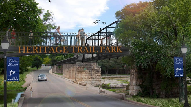 The Round Rock City Council Thursday night approved a $7.3 million construction contract with Ritter, Botkin Prime Construction Company, Inc. for the Heritage Trail West project.