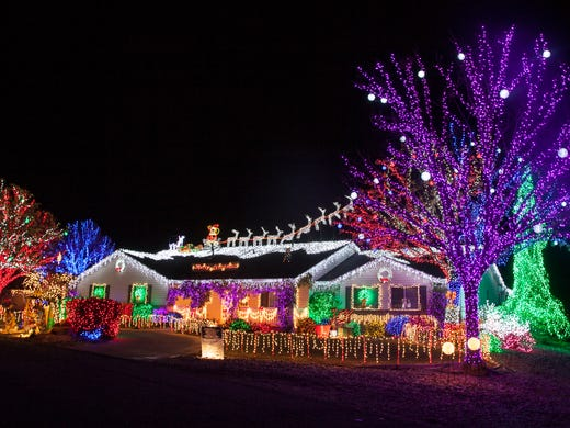 - 2nd St. George Home Wins ABC Christmas Light Show