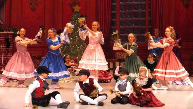 "See New Heights Dance Theater's ""Nutcracker in Motion"" at two shows Saturday at the Clemens Center in Elmira."