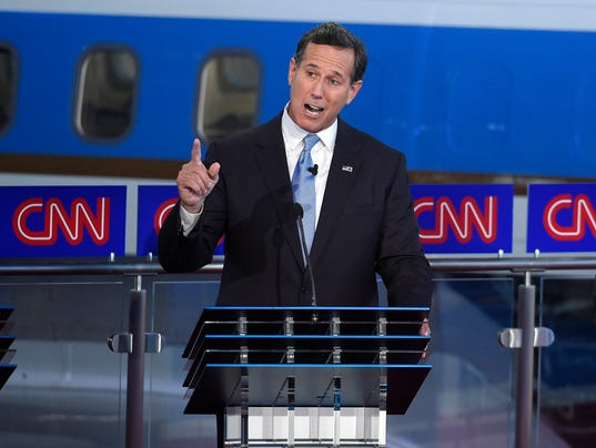 Rick Santorum,