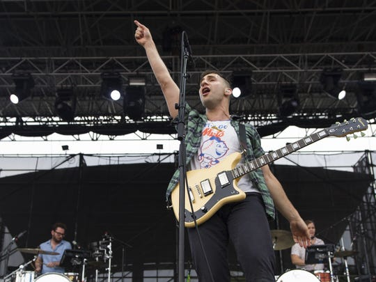 Jack Antonoff will be back at the Stone Pony on Sept.